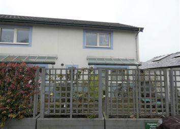 Thumbnail 3 bed end terrace house for sale in Mill Lane, Halton, Lancaster