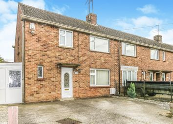 Thumbnail End terrace house for sale in Gloucester Crescent, Rushden