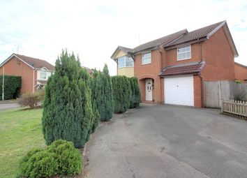 Thumbnail 5 bed detached house for sale in Irvine Way, Lower Earley, Reading, Berkshire