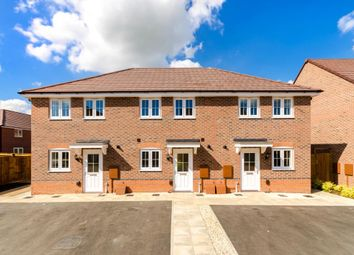 Thumbnail 2 bed property for sale in Cover Drive, Bottesford, Nottinghamshire