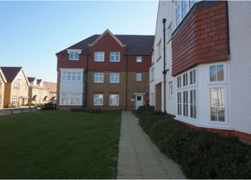 Thumbnail 2 bed flat to rent in Conveyor Drive, Rochester