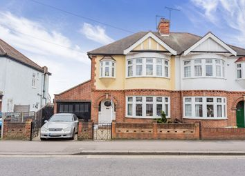 Thumbnail 3 bed semi-detached house for sale in Charteris Road, Woodford Green
