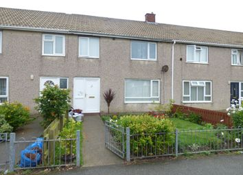 Thumbnail 3 bed terraced house for sale in East Lea, Newbiggin-By-The-Sea