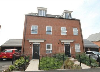 Thumbnail 3 bed town house for sale in Clayhill Drive, Yate, Bristol