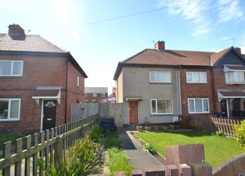 Thumbnail 2 bed terraced house for sale in West View Road, Hartlepool