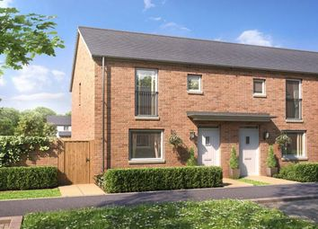 "Thumbnail 3 bed end terrace house for sale in ""Laurie"" at King's Haugh, Peffermill Road, Edinburgh"
