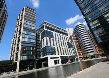Thumbnail 2 bedroom flat to rent in Peninsula Apartments, West End Quay, Paddington Basin