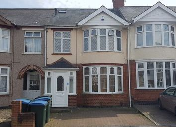Thumbnail 5 bedroom terraced house to rent in Kelvin Avenue, Wyken, Coventry.