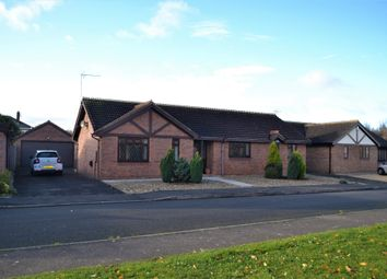 Thumbnail 3 bed detached bungalow for sale in Charter Close, Boston, Lincs