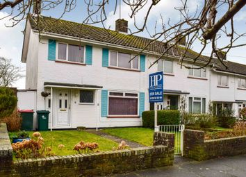 Thumbnail 3 bed end terrace house for sale in Evelyn Walk, Crawley