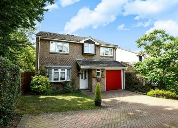 Thumbnail 5 bedroom detached house for sale in Sparrow Close, Wokingham, Berkshire