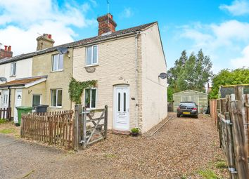 Thumbnail 2 bedroom end terrace house for sale in Norwich Road, Dereham