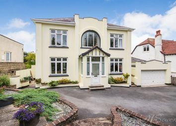 4 bed detached house for sale in Higher Warberry Road, Torquay TQ1
