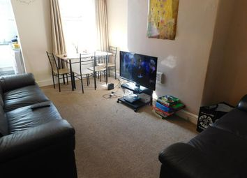 Thumbnail 5 bedroom terraced house to rent in Garmoyle Road, Wavertree, Liverpool