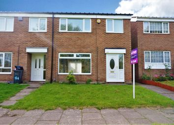 Thumbnail 3 bed end terrace house for sale in Lakeside Walk, Birmingham