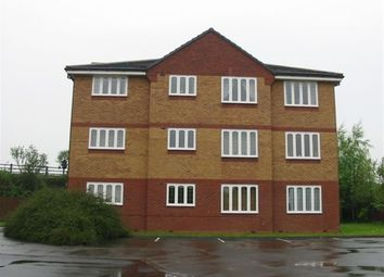 Thumbnail 1 bed flat to rent in Chatsworth House, Branston, Burton Upon Trent, Staffordshire
