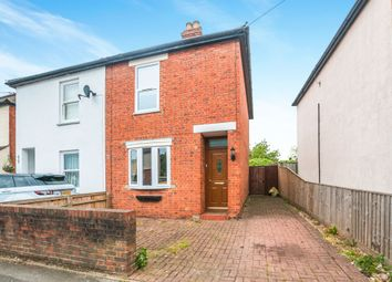 Thumbnail 3 bedroom semi-detached house for sale in Westborough Road, Maidenhead