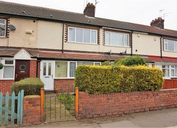 Thumbnail 2 bed terraced house for sale in Maybury Road, Hull