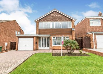 3 bed detached house for sale in Shadforth Drive, Billingham TS23