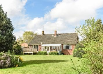 Thumbnail 3 bed detached bungalow for sale in Heath Road, Sheringham