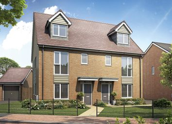 Thumbnail 4 bedroom semi-detached house for sale in Plot 80 The Becket Egstow Park, Off Derby Road, Clay Cross, Chesterfield