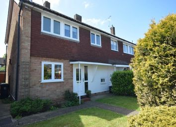 Thumbnail 3 bed semi-detached house to rent in Meadow Way, Sawbridgeworth