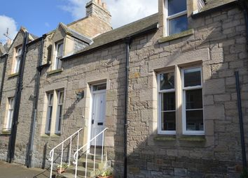 Thumbnail 2 bed terraced house for sale in Viewfield Terrace, Leet Street, Coldstream, Berwickshire