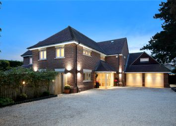 Thumbnail 5 bed detached house for sale in Oakley Road, Chinnor, Oxfordshire