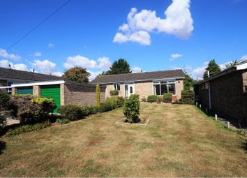 Thumbnail 3 bed detached bungalow for sale in Park Lane, Washingborough