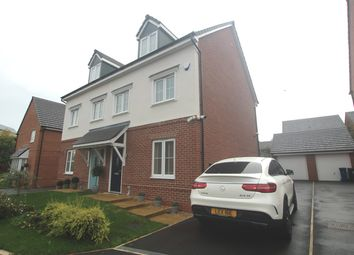 Thumbnail 3 bed semi-detached house to rent in Northacre Drive, Barrow, Clitheroe