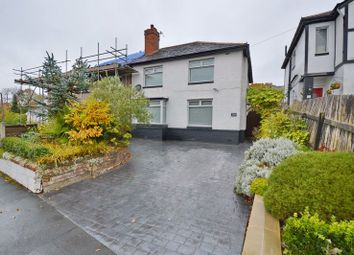 Thumbnail 4 bed semi-detached house for sale in Langley Hall Road, Prestwich, Manchester