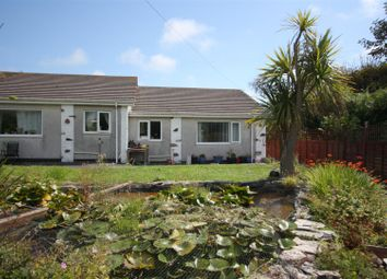 Thumbnail 2 bed semi-detached bungalow to rent in Trevelgue, Newquay