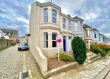 3 bed end terrace house for sale in Rosslyn Park Road, Peverell, Plymouth PL3
