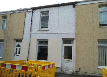 Thumbnail 2 bed terraced house to rent in King Street, Neath, Neath, West Glamorgan