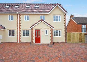 Thumbnail 4 bed semi-detached house for sale in Kings Chase, Bridgwater Road, Bristol