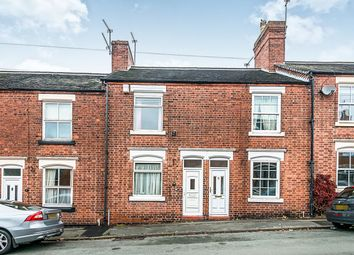 Thumbnail 3 bed terraced house for sale in Berkeley Street, Stone