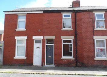 Thumbnail 2 bed terraced house for sale in Laburnum Street, Blackpool