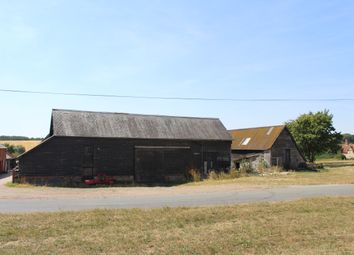 Thumbnail 4 bed barn conversion for sale in Hawkedon, Bury St. Edmunds