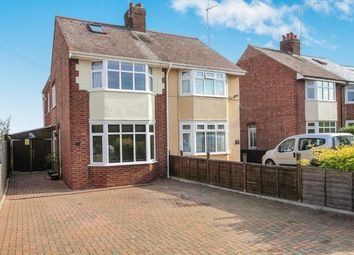 Thumbnail 4 bedroom semi-detached house for sale in Hodney Road, Eye, Peterborough, Cambridgeshire