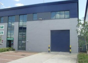 Thumbnail Light industrial to let in Chancerygate Trade Centre, Denbigh Road, Bletchley, Milton Keynes