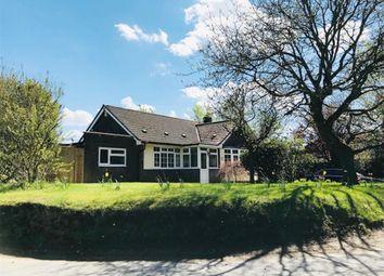 Thumbnail 2 bed detached bungalow for sale in School Lane, Gimingham, Norwich