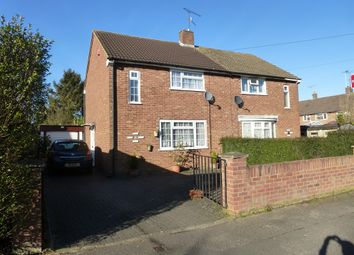 Thumbnail 3 bed semi-detached house for sale in Lyneham Road, Luton