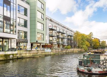 Thumbnail 3 bed flat for sale in Orsman Road, London
