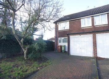 Thumbnail 3 bed semi-detached house to rent in Kenley Close, Bexley
