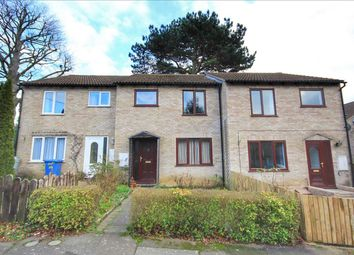 Thumbnail 3 bed terraced house for sale in Newton Croft, Sudbury
