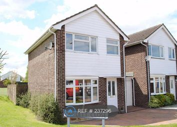Thumbnail 3 bed detached house to rent in Pawlett Close, Market Deeping