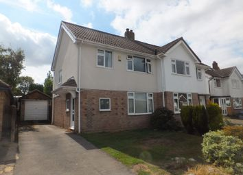 Thumbnail 3 bed semi-detached house for sale in Meadowside Road, Four Oaks, Sutton Coldfield