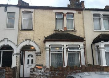 Thumbnail 3 bedroom terraced house for sale in Whyteville Road, Forest Gate, London