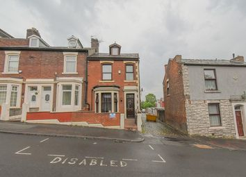 4 bed end terrace house for sale in Palmer Road, Blackburn BB1