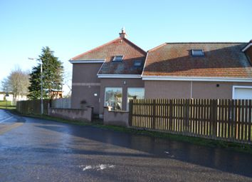 Thumbnail 4 bed flat to rent in Moss-Side Road, Nairn